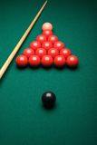 Snooker Royaltyfri Foto