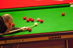 Snooker Royalty Free Stock Images