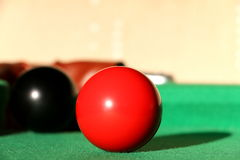 Snooker_ball Immagine Stock