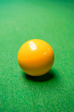 Snooker ball Stock Image