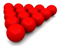 Free Snooker Balls Royalty Free Stock Photo - 25003145