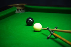 Snooker balls set Stock Image