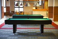 Snooker/biljard Royaltyfria Bilder