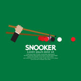 Snooker Competition. Royalty Free Stock Photography