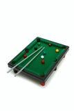 Snooker del biliardo Fotografie Stock