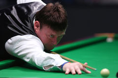 Snooker player, Jimmy White Royalty Free Stock Images