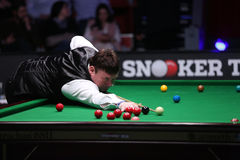 Snooker player, Jimmy White Royalty Free Stock Photos
