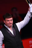 Snooker player, Jimmy White Royalty Free Stock Photo