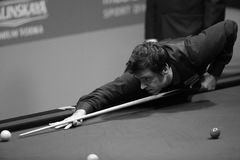 Snooker player, Ronnie O'Sullivan Stock Image