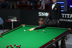 Snooker player, Stephen Hendry Stock Photo