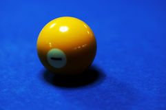 Snooker Table Royalty Free Stock Images