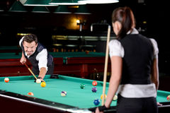 Snooker Royalty Free Stock Photography