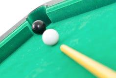 Snookerballen Stock Fotografie