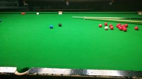 Snookerfärger Royaltyfri Foto