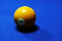 Snookerlijst Royalty-vrije Stock Afbeeldingen