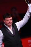 Snookeru gracz, Jimmy biel Zdjęcie Royalty Free