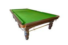 Snookeru stół Zdjęcia Royalty Free