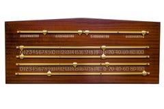 Snookeru wynika deska Obrazy Stock