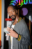 Snoop Dogg imágenes de archivo libres de regalías