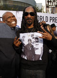 Snoop Dogg and Big Boi Stock Photo