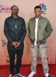 Snoop Dogg & Cordell Broadus Royalty Free Stock Photo