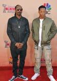Snoop Dogg & Cordell Broadus Stock Photos