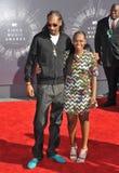 Snoop Dogg & Cori Broadus Royalty Free Stock Photos