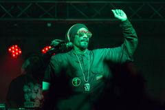 Snoop Dogg (Snoop Lion) Performs in Bend, Oregon  12-18-2012 Stock Image