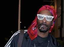 Snoopdogg Fotografia de Stock Royalty Free