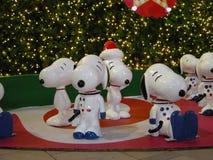 Snoopies 免版税图库摄影