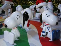 Snoopies 免版税库存图片