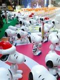 Snoopies 库存照片