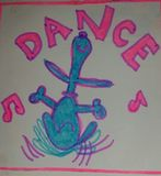 Snoopy Dance Royalty Free Stock Photo