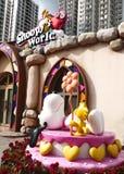 Snoopy dom zdjęcia stock