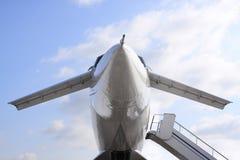 Snoot of airplane Stock Photos