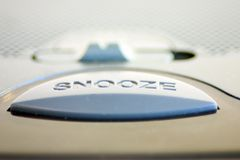 Snooze Stock Photos
