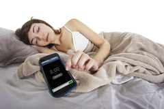 Snooze Stock Photography