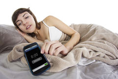 Snooze Stock Images