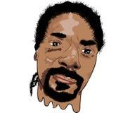 Snopp Dogg stock de ilustración
