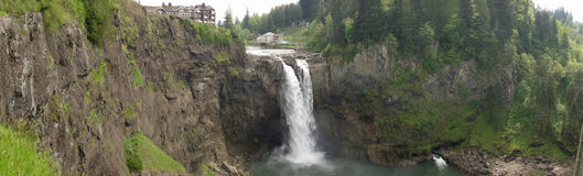 Snoqualamie Falls Royalty Free Stock Images