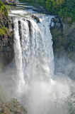 Snoqualmie Falls royalty free stock photos