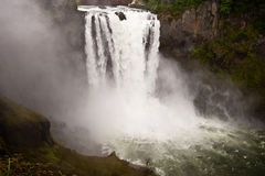 Snoqualmie Falls Stock Photo