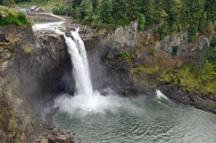 Snoqualmie Falls Royalty Free Stock Images