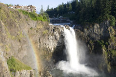 Snoqualmie Falls Stock Photography