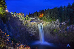 Snoqualmie Falls Royalty Free Stock Photography
