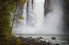 Snoqualmie Falls Stock Images