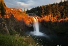Snoqualmie Falls royalty free stock photos
