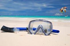 snorkel оборудования Стоковое Изображение