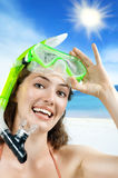 Snorkel Royalty Free Stock Photos