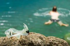 Snorkel Royaltyfri Bild